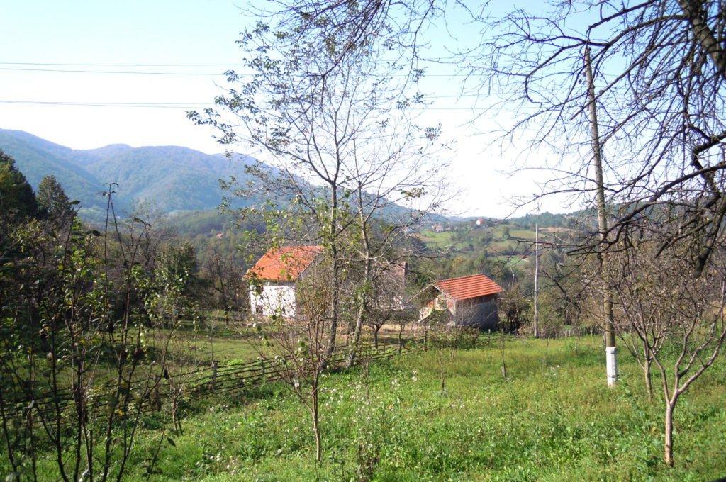 Сербия в октябре